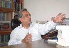 Wiser counsel: Anupam Gupta in his office
