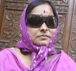 Anuradha lost her left eye in a 1997 attack