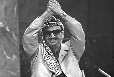 The Irony Of Arafat