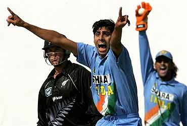 Indian Seamers A Potent Lot