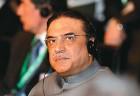 Will of the... Zardari has backed down