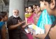 Col A. Balasubramanian with IIMM-Pune students