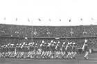 Berlin 1936 - The Indian delegation