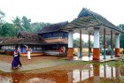 The Goddess Bhagavati temple at Mannarkad