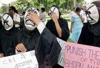 Bhopal Hunger Strike