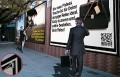 Billboards Chat Up Mobiles