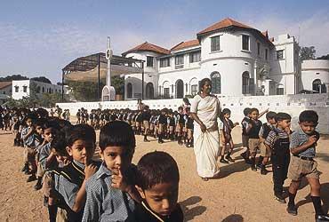 Bishop Cotton Boys, Bangalore