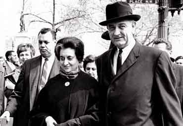 The Wonder That Was Indira