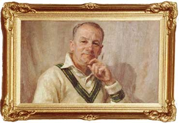 'Is Don Bradman Still Alive?'