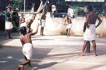 The Retreat Of The Brahmin