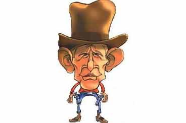 Cowboy Bush's War
