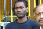 MS University student Chandramohan escorted out of jail