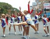 First season: Bangalore Royal Challengers cheerleaders on MG Road