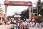 Protests outside Coke plant in Plachimada,  Kerala