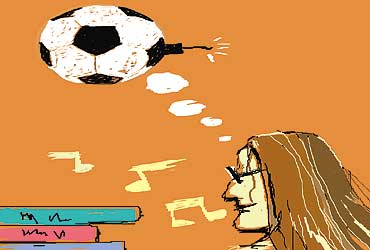 Soccer's Better Half