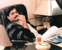 Dawood in a file photo from his Sharjah days