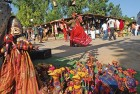 Dilli Haat's pluralistic, convivial ambience is a big draw