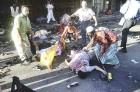Bomb blast at Sheikh Hasina's rally in Dhaka, August, '04
