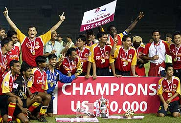 East Bengal Warm Indian Hearts