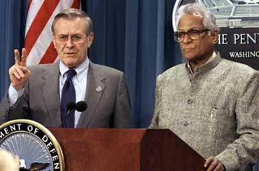 'India And Pakistan Have To Make The Decisions, Not The US'