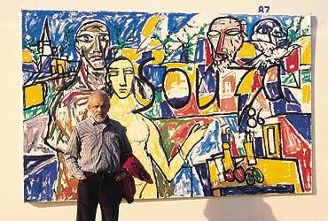 Art: Francis Newton Souza