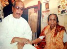 Dharwad's own: Gangubai with Bhimanna