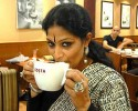 Dashing Brew: Dancer Geetha Chandran enjoys her cuppa