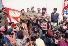 K.P.S. Gill's 'terror busters' A surrender ceremony from the early '90s