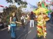 Brazilian dancers in Panjim at the carnival
