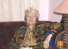 Daily observer: Grace Wardell at her home in Kodaikanal