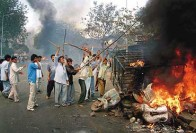 Ethnic Cleansing In Ahmedabad