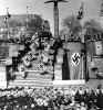 Prelude to war: Hitler's troops celebrate Rhineland reoccupation