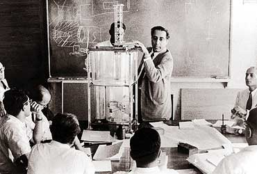 Science: Homi Bhabha