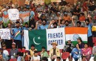 As the Indo-Pak cricket teams met in Lahore in 2004, the message of peace and friendship was writ large