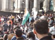 Sending out an SOS: Indian students protesting in Melbourne