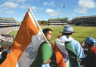 World Cup '03: Indian fans in South Africa