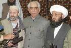 Jaswant Singh with the Taliban's Muttawakil