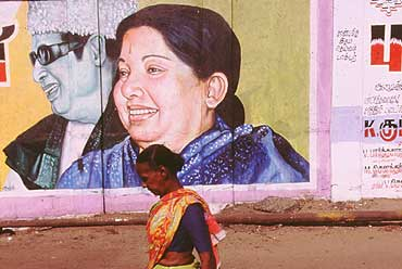 Tamil Nadu: It's Amma On Mother's Day!