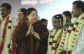 Amma wishes newlyweds at her 60th bash
