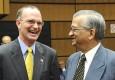 US ambassador to IAEA: Gregory Schulte, AEC chief Anil Kakodkar in Vienna