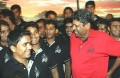 ICL's Kapil Dev and his boys who have signed up to play in the rebel camp