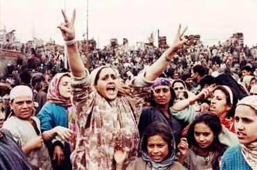 Human Rights Violations in Jammu & Kashmir - A Report