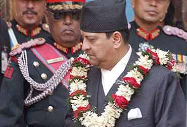 Chairman Gyanendra