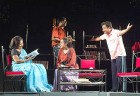 Last laugh: A scene from <i>Krishna Gahwar</i>, a Bratya Basu play