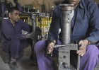 Yes, they can: Workers at the sansthan