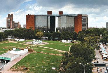 Delhi's Architectural Face