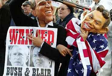 War In Iraq, Revolution In America