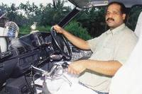 His hand-worked gear lever changed Musthafa's life and then some