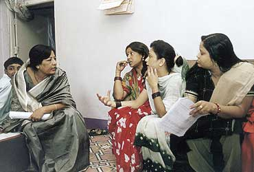 Rani Begum, ex-courtesan, now helps heal the lives of her sisters