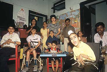 This rehab home is a double blessing—it's for disabled orphans